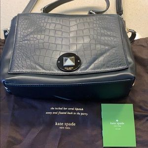 Authentic Kate Spade Satchel/Crossbody Bag